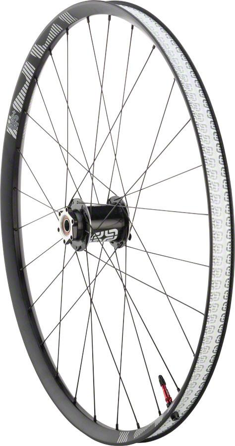 "e*thirteen TRS Plus Rear Wheel 27.5"" Boost 148  Shimano Driver Tubeless, Black"