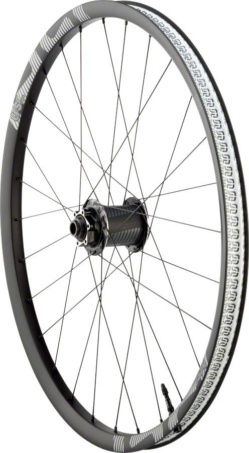 "e*thirteen TRS Race Carbon Front Wheel 27.5"" 110x15mm Tubeless, Black"