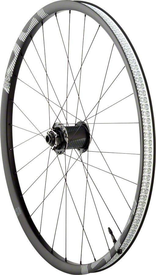 "e*thirteen TRS Race Carbon Front Wheel 29"" 110x15mm Tubeless, Black"