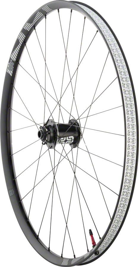 "e*thirteen TRS Plus Front Wheel 29"" 110x15mm Tubeless, Black"
