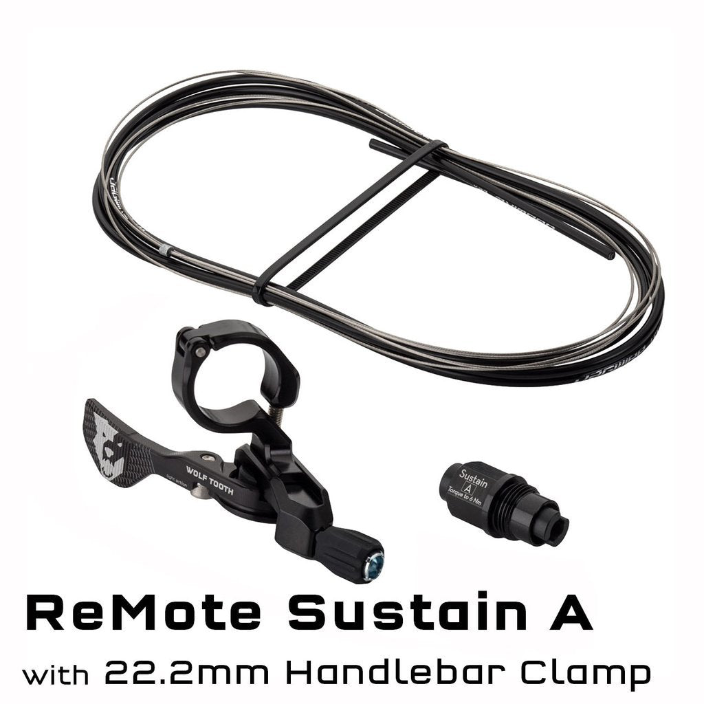 Wolf Tooth Components ReMote Sustain Dropper Lever for RockShox Reberb