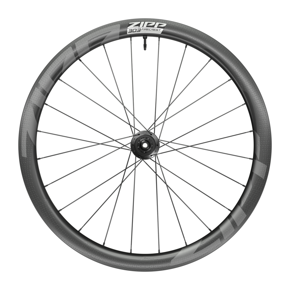 ZIPP AM 303 Firecrest Carbon 700c Tubeless Disc Center-Lock 24H 12x100mm / 12x142mm Wheelset