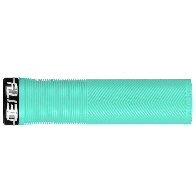 Deity Components Knuckleduster Grips - Mint, Lock-On