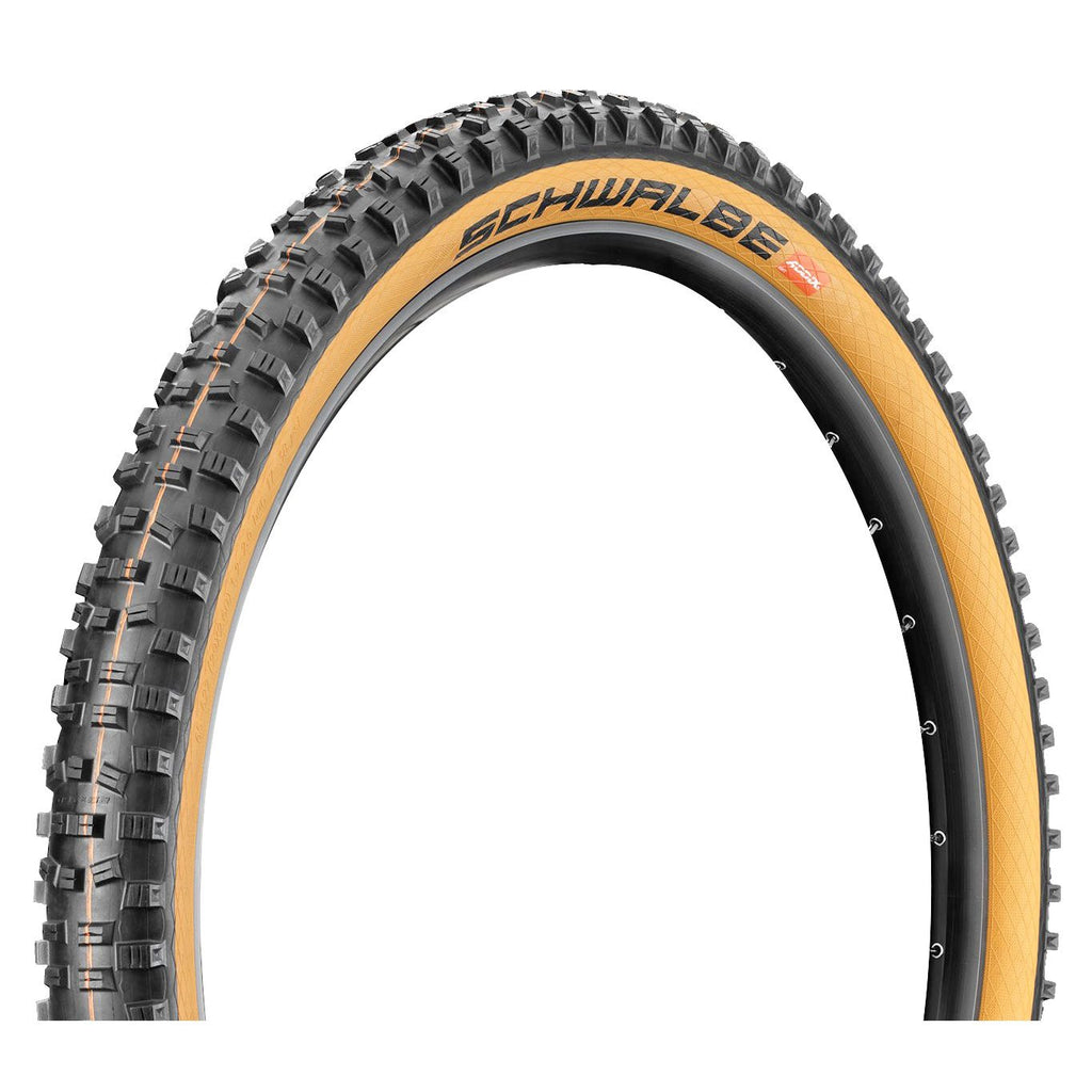"Schwalbe Hans Dampf TLE K Tire, 29 x 2.35"" A-Soft Skinwall"