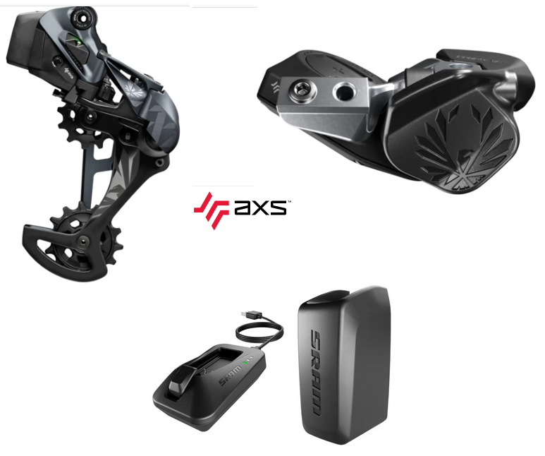 SRAM Eagle AXS XX1 Wireless Electronic 12-Speed Upgrade Kit
