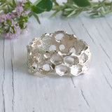 honeycomb-ring-silver