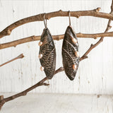 Chase and Scout Jewelry - Cicada Wing Earrings