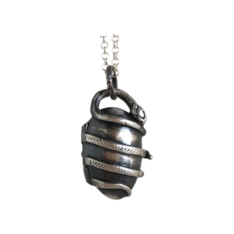 Orphic Egg Locket