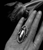 Layaway for MV Swirling Snake Ring Size 9.5 Payment Two of Two