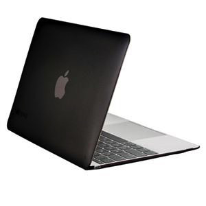 "12"" MacBook Speck SeeThru (Black)"