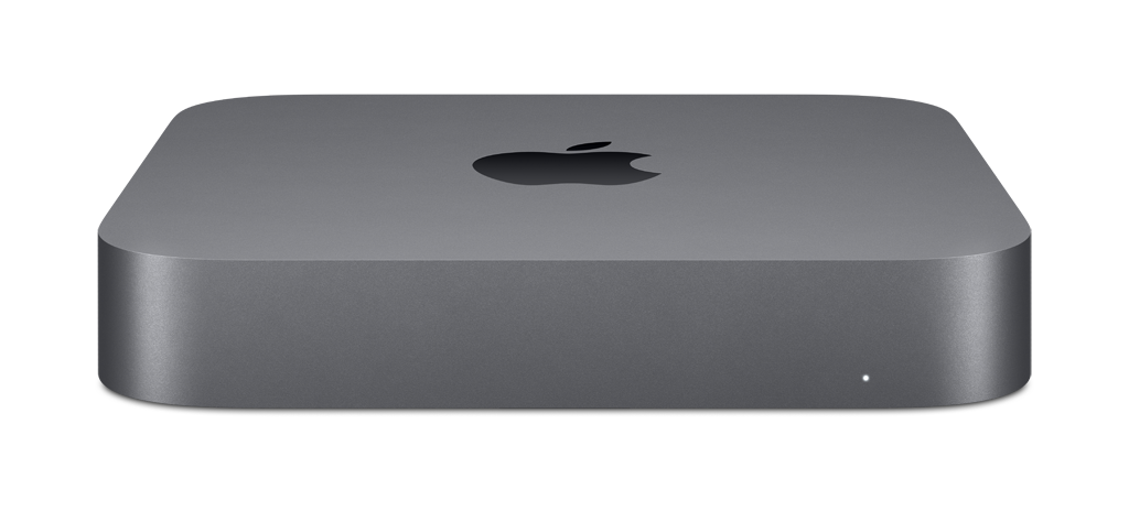 Mac mini: Apple M1 chip with 8‑core CPU and 8‑core GPU, 512GB SSD
