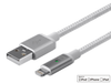 3ft Apple Certified Lightning to USB Charge & Sync Cable Luxe Series