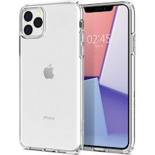Spigen iPhone 11 Pro Liquid Crystal Case Crystal Clear