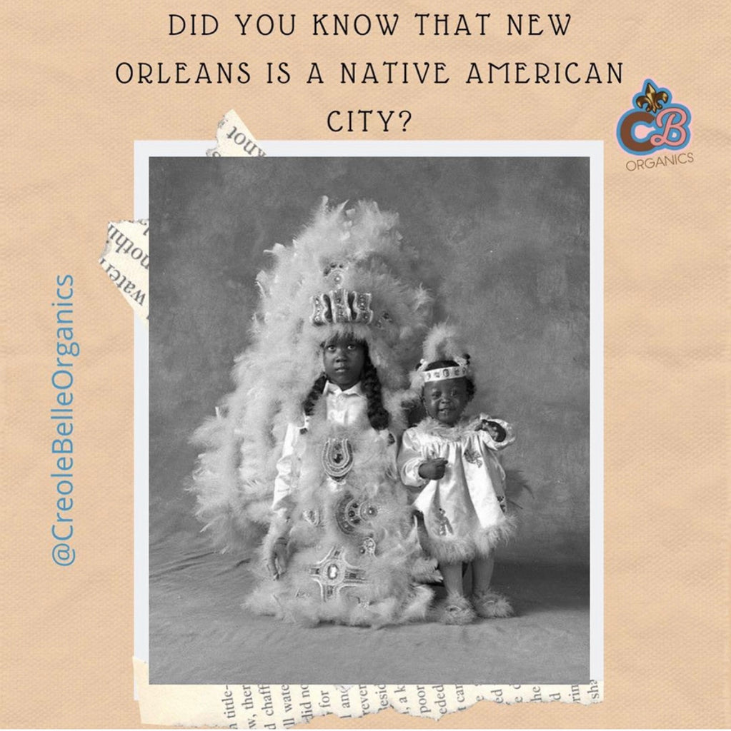 Did you know that New Orleans is a Native America City?