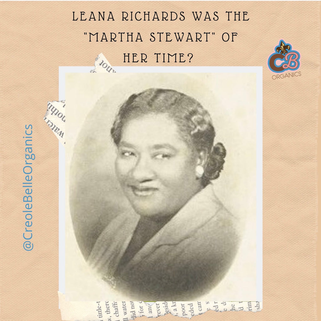 "Lena Richards was the ""Martha Stewart"" of her time."