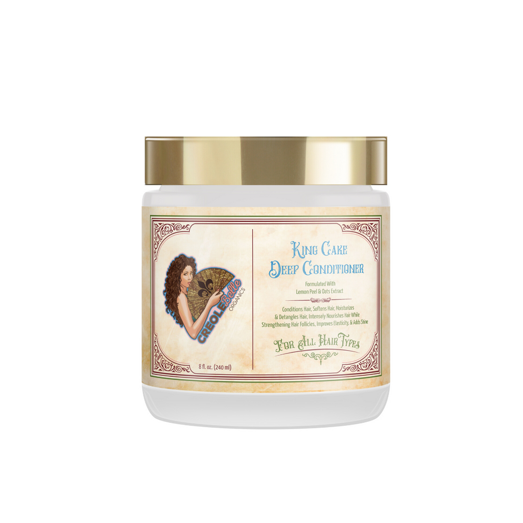 King Cake Deep Conditioner
