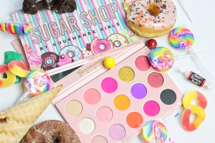 Hey Sugar! Our Newest Palette is so Sweet!