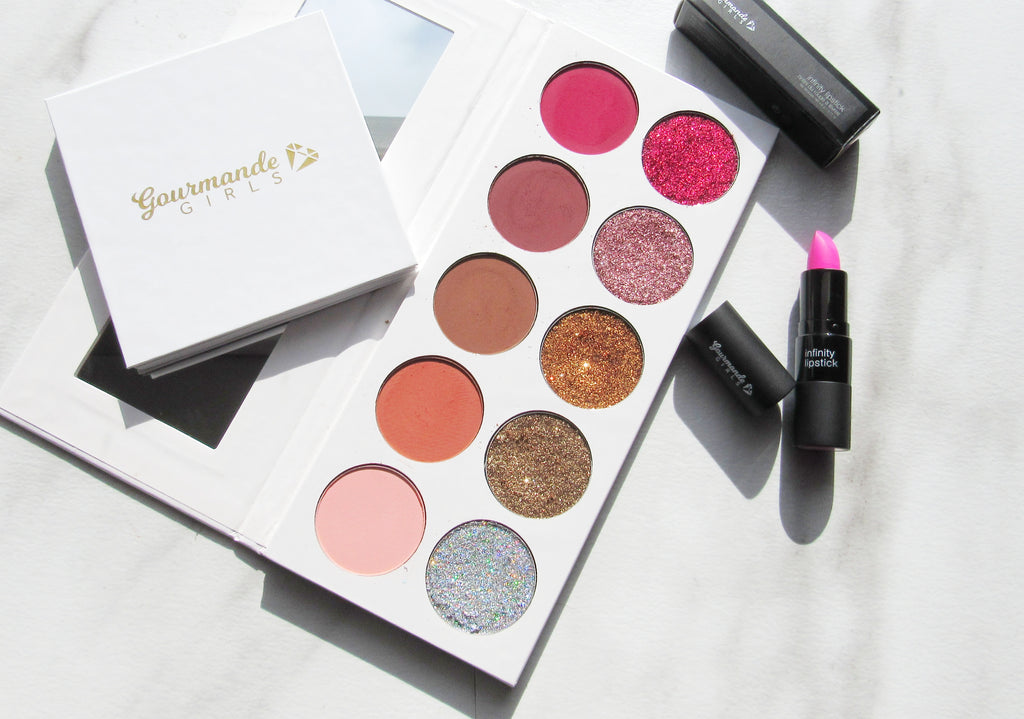 Perfect Valentine's Day Eye Shadow Palette