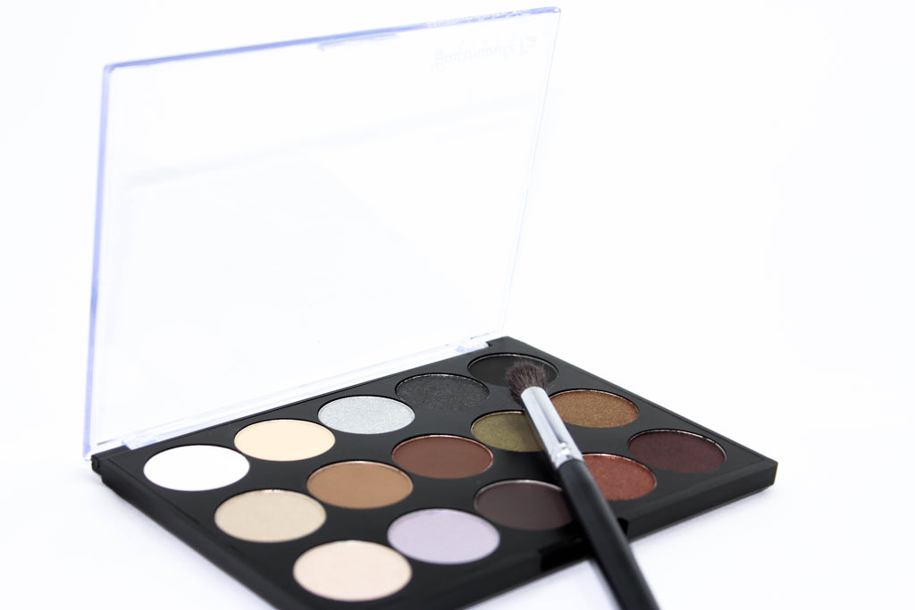The Perfect Everyday Eye-shadow Palette