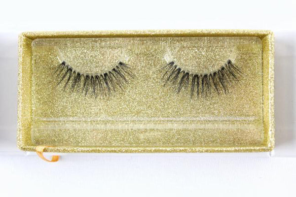Vegan Clear Band Luxe Lashes