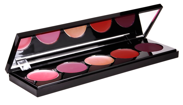 Professional Satin Lip Palette