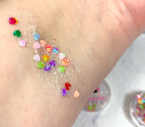 Christina's Love Gel Glitter