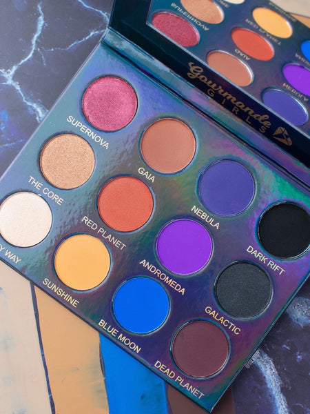 Exquisite Eyeshadow Palette - Gourmande Girls x BatGirlEkta Volume 2