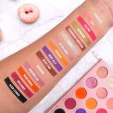 Sugar Shop 15 Shade Eyeshadow Palette