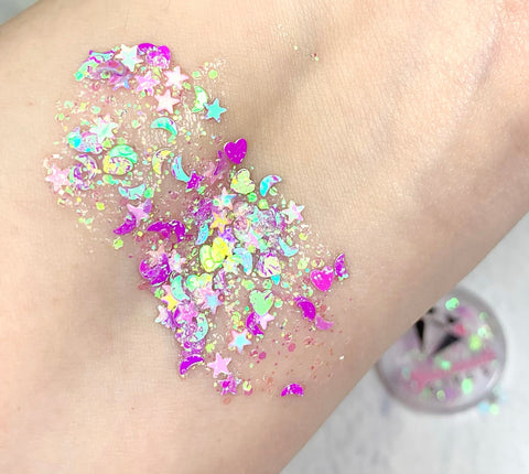 Gourmande Gel Glitter