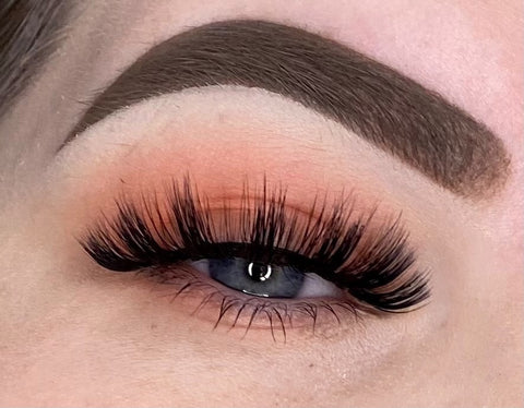 Summer Vegan Synthetic Strip Lashes