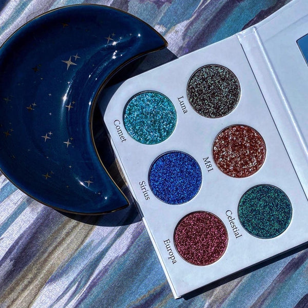Monographic Eyeshadow and Highlighter Palette