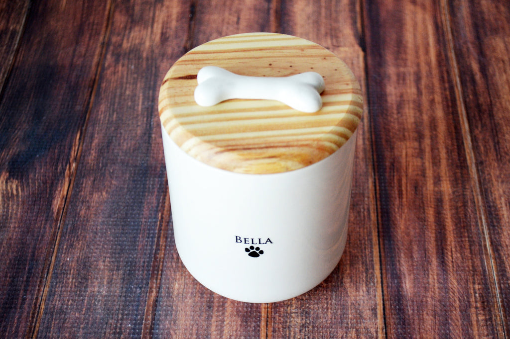 Dog Urn, Pet Urn, Cat Urn, Pet Memorial, Dog Memorial - Medium Size - Custom Urn for Any Pet