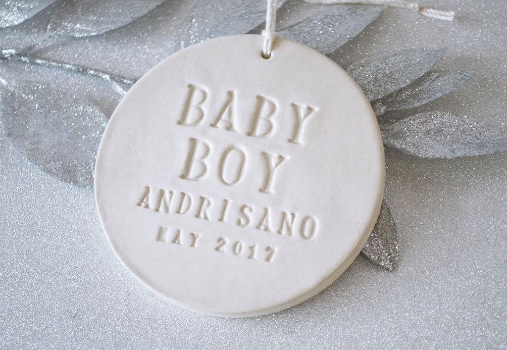 Gender Reveal Ornament, It's a Girl Ornament, It's a Boy Ornament, Baby Reveal Ornament, Gender Announcement Ornament, Pregnancy Ornament