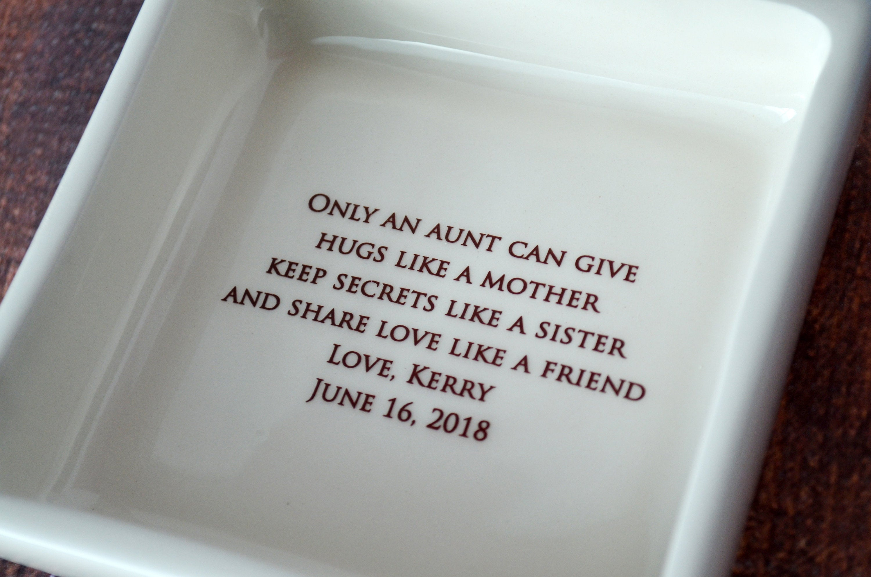 godmother gift, godmother gift idea, godmother present, godparent