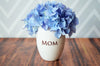 Mother of the Bride Gift, Mother of the Groom Gift or Mom Birthday Gift - Personalized Vase - Gift Boxed and Ready to Give