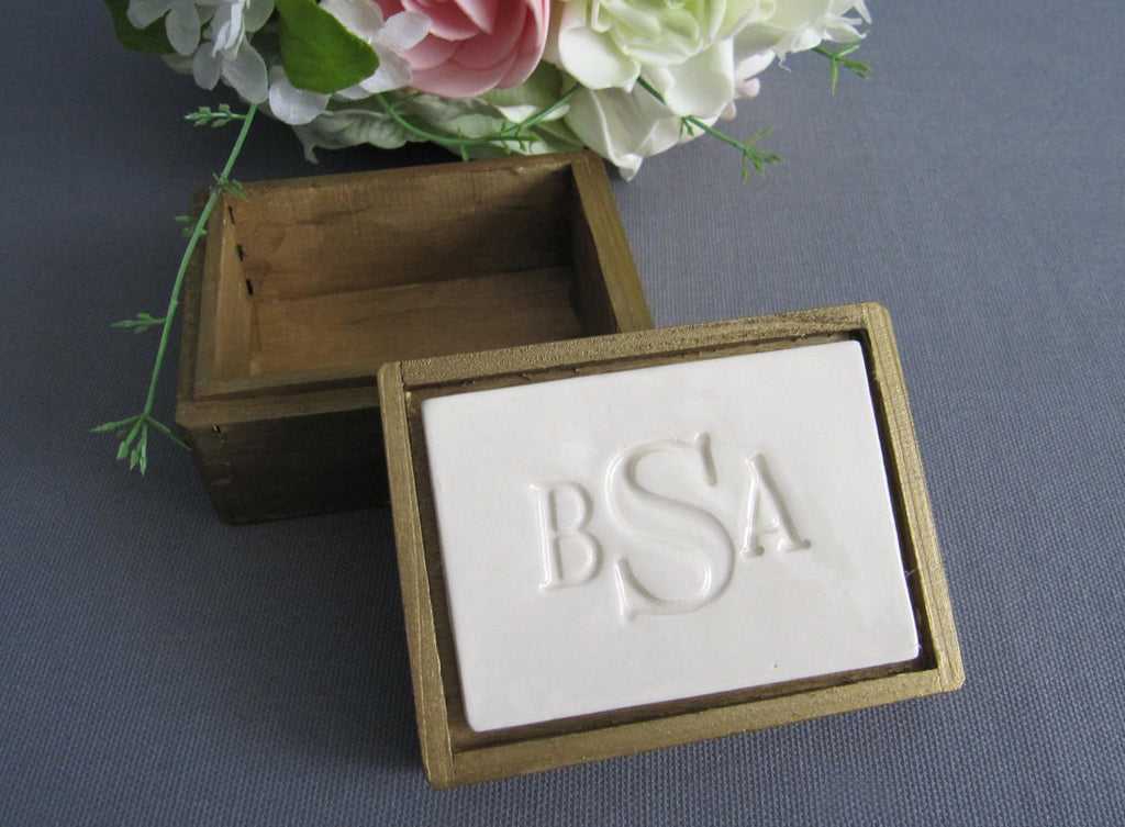PERSONALIZED Bridesmaid Gift or Thank You Gift - Keepsake Box - Gift Packaged & Ready to Give