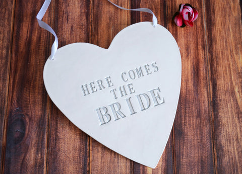 Large Gold 'Better Together' Wedding Sign Set to Hang on Chair and Use as Photo Prop