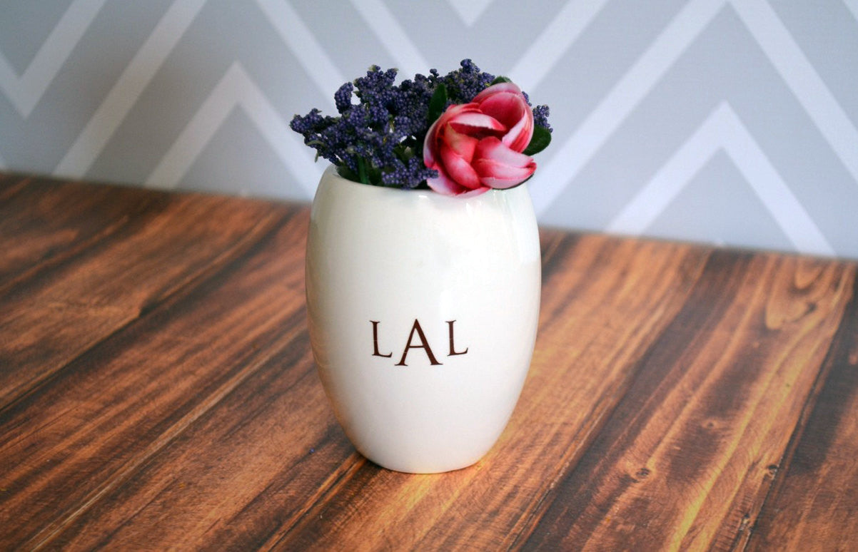 for vase party wedding personalized bouquet the bridal vases flowers