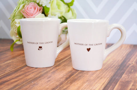 Mother of the Groom Gift - Mother of the Groom Coffee Mug