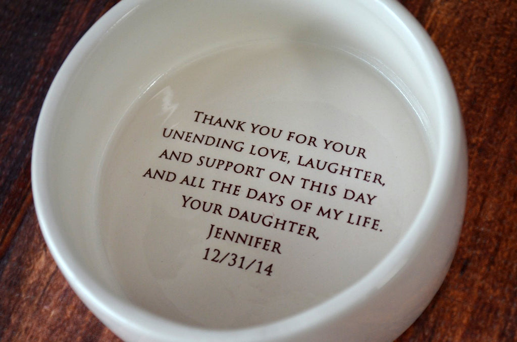 Unique Mother of the Bride Gift - Keepsake Box - Today a Bride Tomorrow a Wife Forever Your Little Girl
