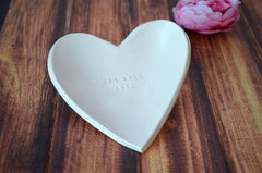 Get Well Soon Heart Shaped Bowl - Gift Packaged