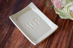 Mother of the Bride Gift or Mother of the Groom Gift - Personalized Miniature Platter
