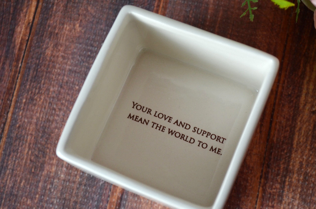 Stepmother Wedding Gift Or Birthday Gift Ships Fast Deep Square