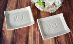 Grandparent Wedding Gift - Small Platter or Tray - Gift Boxed and Ready to Give
