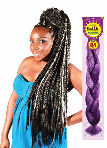 "Golden State Rsatafri Rapunsel 84"" Synthetic Braiding Hair - Wow Beauty Supply"