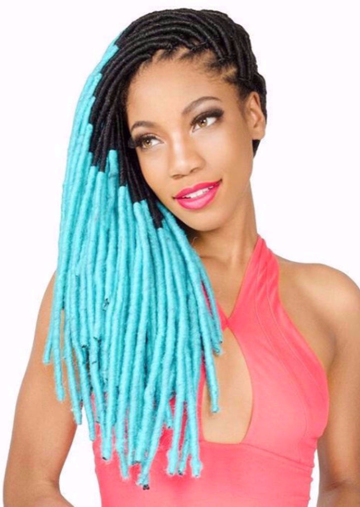 Golden State Rastafri Faux Locs Synthetic Braiding Hair - Wow Beauty Supply