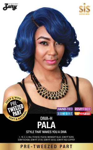 Zury Diva Pala Pre-tweezed Part Synthetic Wig - Wow Beauty Supply - 2