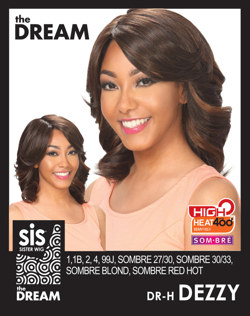 Zury SIS DR-H Dezzy Wig - Wow Beauty Supply