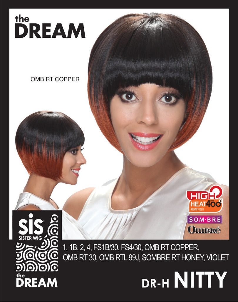 Zury SIS DR-H Nitty Wig - Wow Beauty Supply