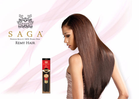 "Shake-N-Go Saga Gold Yaky 10s"" Remy Hair - Wow Beauty Supply"
